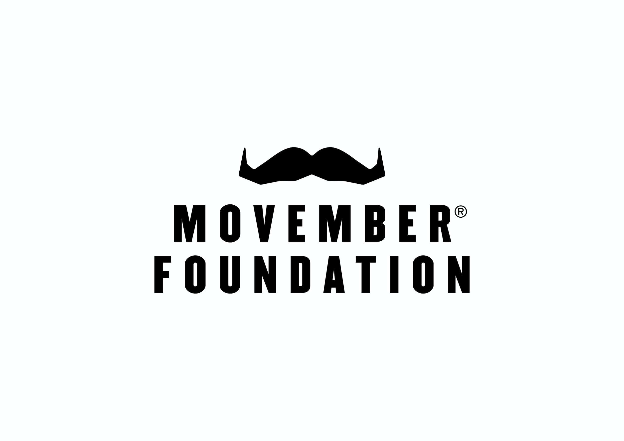 Movember Foundation Logo | Movember Campaign | Written & Recorded