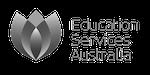 Education Services Australia Logo | Content Marketing Agency | WRITTEN & RECORDED